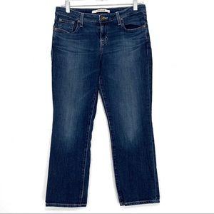 Big star Jeans blue denim capris